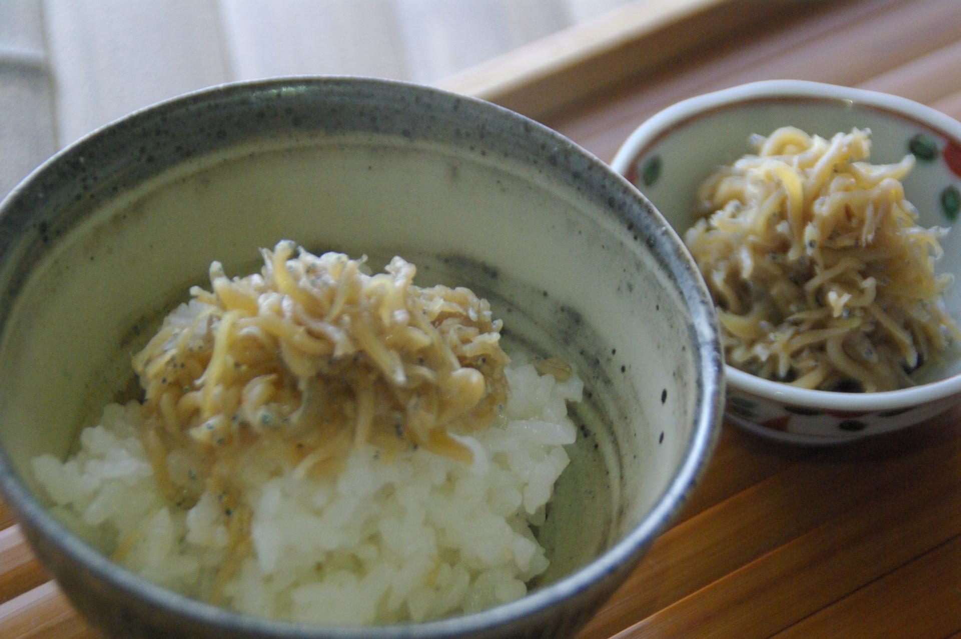 平塚しらすの生姜煮