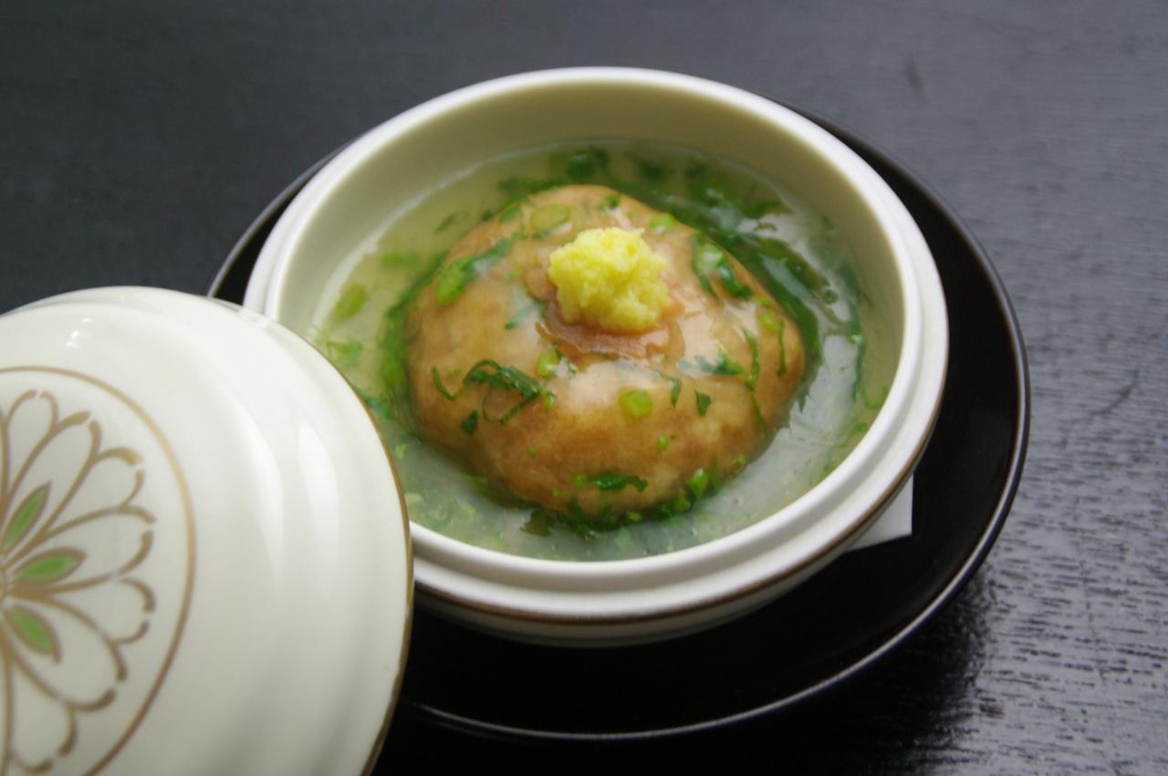 春のレシピ:筍饅頭