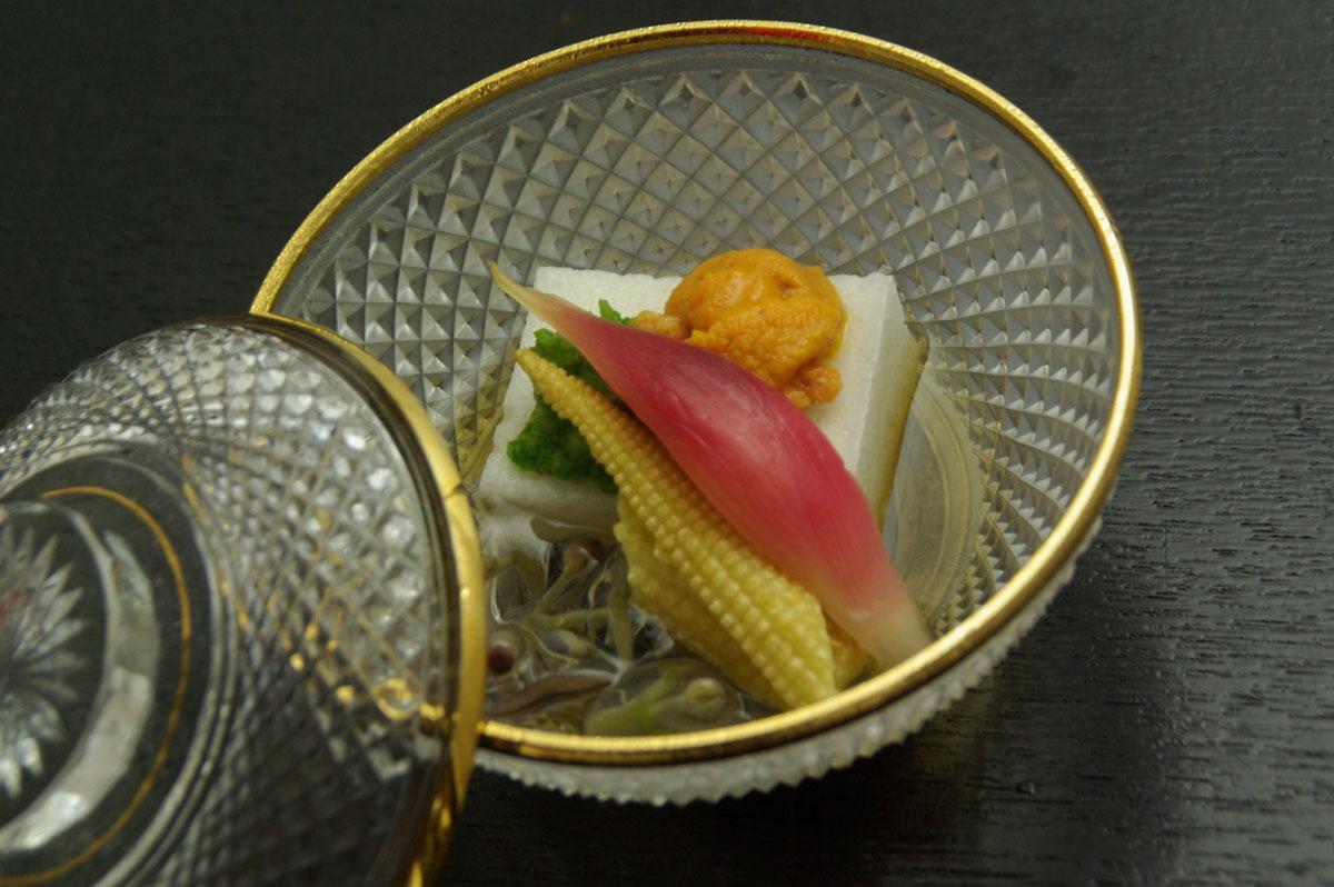 夏のレシピ:長芋かん